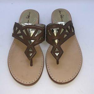 Sam Edelman Leather Sandels